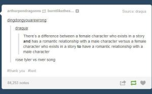 tumbler post on sexism