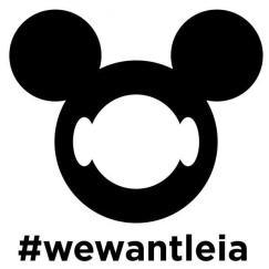 we want leia