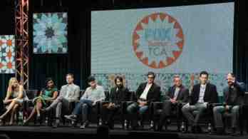Elizabeth Meriwether, Mindy Kaling, Dan Goor, Michael Schur, Will Forte, Al Jean, Richard Appel, Steve Callaghan, Loren Bouchard